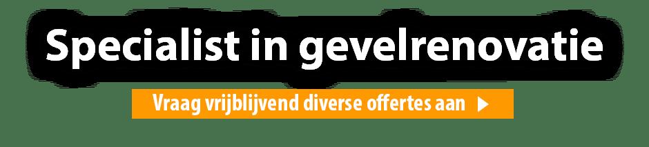 Gevelrenovatie Brussel