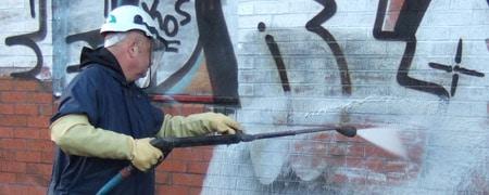 graffiti verwijderen prijzen