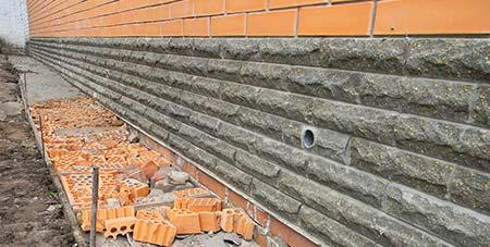 muren onderkappen Antwerpen